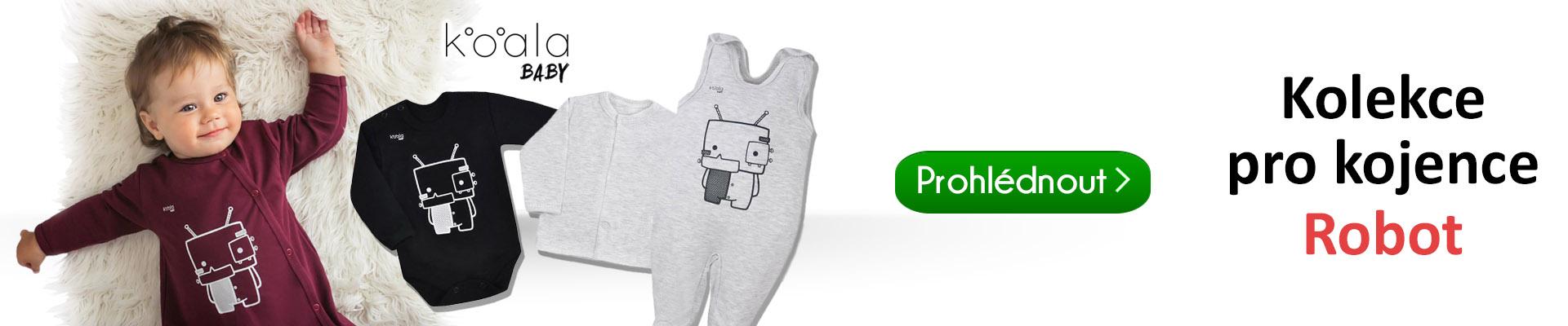 Oblečte své děti do pohody. Jednotlivé kousky z kolekce Robot se hodí pro  každou příležitost. Nápaditý styl vás okouzlí a naše nejmenší potěší  kvalitní a ... eef3a5492b