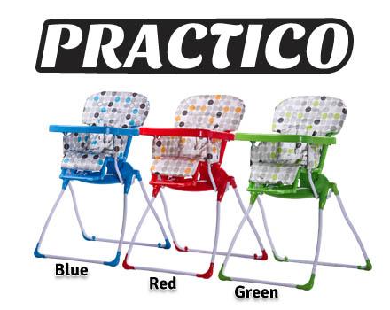 Židlička CARETERO Practico